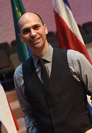 Pastor Tony Liuzzo